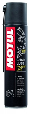 MOTUL  C4 CHAIN LUBE FACTORY LINE 400мл