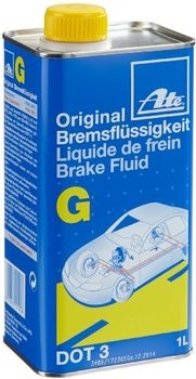 ATE  Brake fluid g dot 3 1л