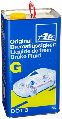 ATE  Brake fluid g dot- 3 5л